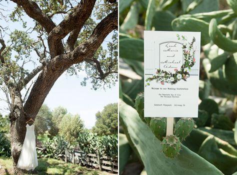 detalles una boda entre viñedos