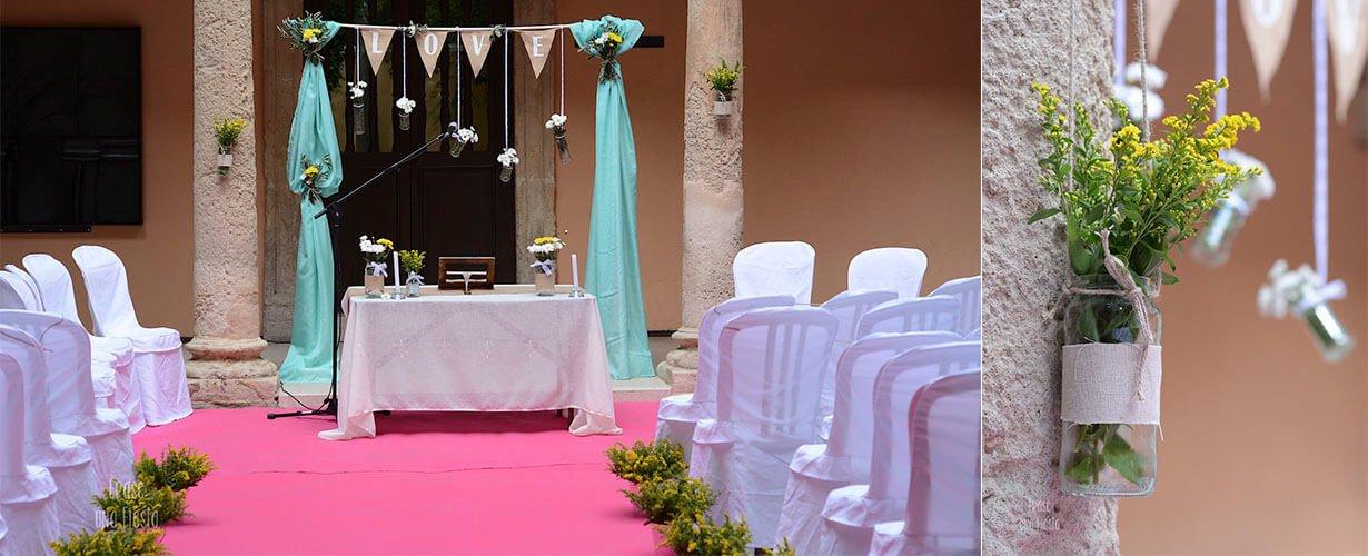 ceremonia marisa y pedro