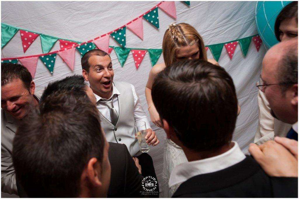 boda, baile y photocall