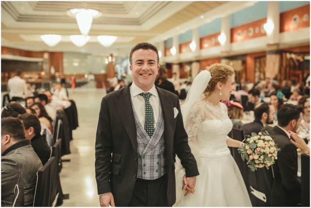 La boda de Ana y Raúl