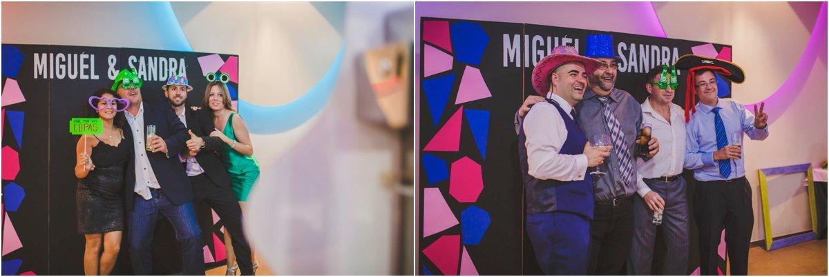 Boda Miguel y Sandra -Erase una Fiesta