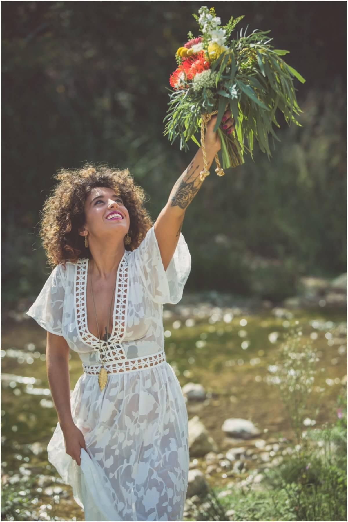 Editorial Love Wild, Love Free de Erase una Fiesta y Rafa Molina Fotógrafo
