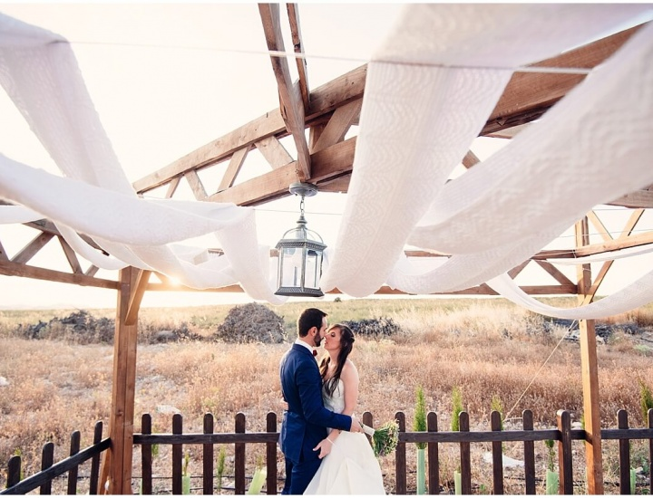 La boda campestre de Nuria y Víctor
