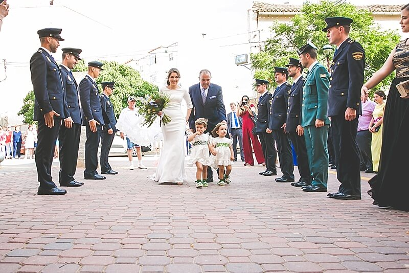 La boda de Sandra y Pedro by Erase una Fiesta