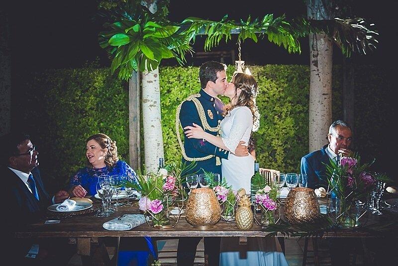 La boda de Sandra y Pedro por Erase una Fiesta